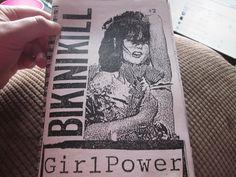 Bikini Kill 2 by TheEscapistArtist on Etsy, $1.50