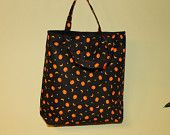halloween candy, childrens tote