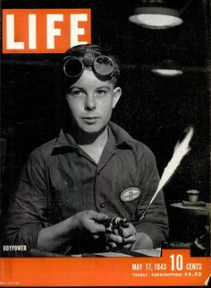 Cover of LIFE magazine for May 17, 1943