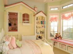 Kid's Room by Cameo Homes Inc. in Utah - traditional - kids - salt lake city - by Cameo Homes Inc.