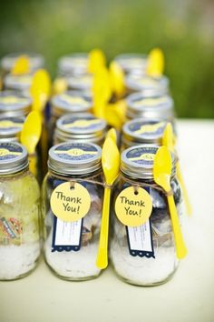 DIY Mason Jar Wedding Ideas (24 Pics)