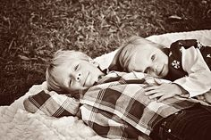 Brother & Sister <3 #siblings #family #portrait #photography