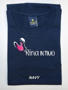 T-SHIRT BIMBO NAVIGARE ART. 13020 COLORE NAVY