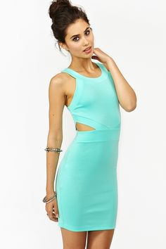 Chloe Cutout Dress in Clothes Dresses Body-Con at Nasty Gal