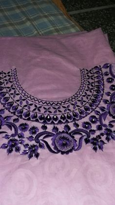 Embroidery Suits Design, Embroidery Fashion, Hand Embroidery, Machine Embroidery, Embroidery Designs, Indian Suits Online, Designer Punjabi Suits, Suit Fashion, Blouse Designs