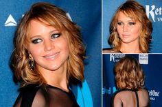 Jennifer Lawrence Short Hairstyles - Short Haircuts - Short Hair mobility exercises for women