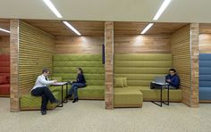 Intuits Mountain View Campus Center / Gensler
