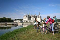 Cheverny Voyages_La Loire à vélo