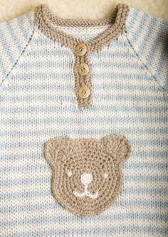 Strik til mors lille bamsebarn | Familie Journal