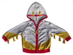 Woodstock tassel hoodie