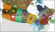 Canadian Football League - great way to spend part of the summer! Go Alouettes! Canadian Football League, College Football, Football Team, Go Rider, Winnipeg Blue Bombers, Saskatchewan Roughriders, I Love Games, American Sports, American Football