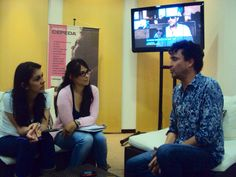 Entrevistando a Andrés Cepeda