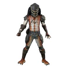 Figura Predators. Stalker,18 cms. Oferta por embalaje defectuoso Figura de 18 cms perteneciente a la popular saga de Predator basado en la serie 5 con el personaje Stalker.