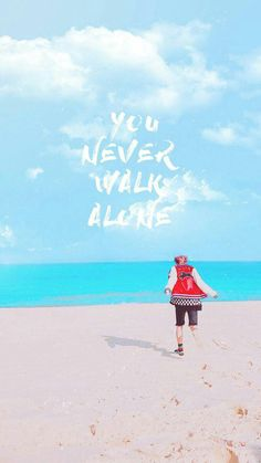 WINGS:YOU NEVER WALK ALONE
