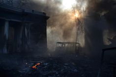 Photo from the Ukrainian protests