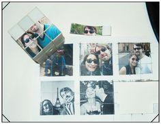 #diy #tutorial #rubik #reutiliza #recicla #personaliza #fotos #detalle #novios