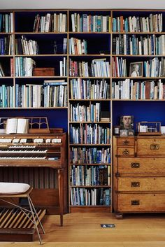 Dressing Room Bookcase - Charles Rutherfoord London House