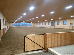 Valhalla Equestrian Centre 40-stall Training and Breeding Facility with all possible amenities 2016 CFBA Project of the Year - Dutch Masters Construction Services specializes in the customized design and construction of horse facilities, barns and stables in Ontario.