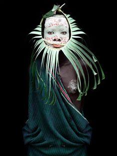 Nibrguo, Omo River - Tribes - Tribus - World - Monde - Humans - Humains - Faces - Visages