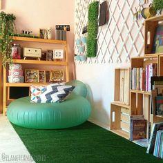 Craft room My best frien @planetfana