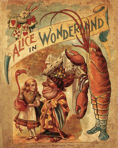 """""""If everybody minded their own business, the world would go around a great deal faster than it does.""""  (Lewis Carroll, Alice in Wonderland)"""
