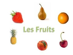 Fruit in French, Vocabulary, Pictures, and Games French Worksheets, Fruit Picture, Vocabulary Games, Classroom Language, French Words, Language Activities, Chenille, Diet, Kindergarten