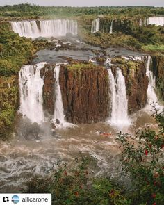 Foz do Iguacu, Brazil is an ideal tourist destination with great features to keep you refreshed at Puerto Iguazu, Taj Mahal, Audley Travel, Iguazu Falls, Brazil Travel, Belle Villa, Next Holiday, Natural Wonders, Holiday Travel
