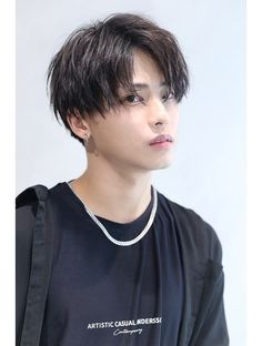Japanese Men Hairstyle, Japanese Short Hair, Korean Short Hair, Asian Men Hairstyle, Short Hair Tomboy, Short Hair For Boys, Boy Haircuts Long, Boys Long Hairstyles, Levi Haircut