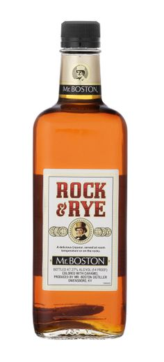 Rock & Rye! Good for what Ale's ya!