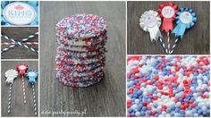 British party British Party, Paper Straws, Candy Buffet, Party Planning, Sprinkles, Sweets, Buffets, Party Party, Cake