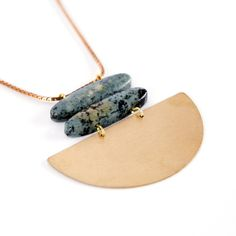 Indian Wells Necklace | Brit + Co. Shop - Creative products from makers you'll love.