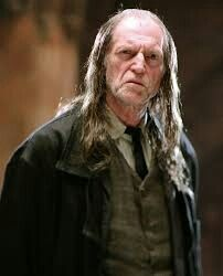 David Bradley as Filch