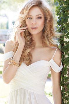 Jim Hjelm bridesmaid dresses: http://www.stylemepretty.com/2015/02/26/jim-hjelm-occasions-spring-2015/