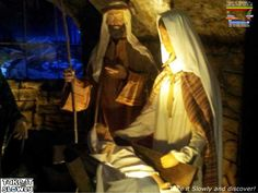 Nativity Scenes in Caltagirone - Take it Slowly and feel! #sicily #christmas #ecotour