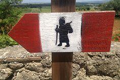 How to follow the #ViaFrancigena trail   http://francigenaways.com/how-to-follow-the-francigena-trail/  #hiking #walking #travelinspiration #traveltips