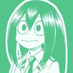 My Hero Academia Episodes, Hero Academia Characters, Anime Characters, Tsuyu Asui, Boku No Hero Tsuyu, My Hero Academia Tsuyu, App Anime, Chica Anime Manga, Anime Profile