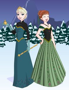 """'Frozen': Part I"" by @alyssataylor101."