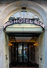Staying in Style at the Grand Hotel Reylof - Interiorator
