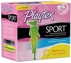 Target | Playtex Tampons only $.99 a Box! Starts 8/31/14 PRINT NOW!