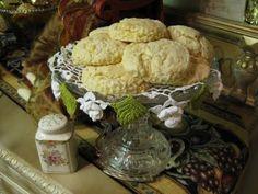 Lemon Cream Cheese Scones for tea time