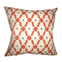 I pinned this es Pillow from the Hot Hues event at Joss and Main!