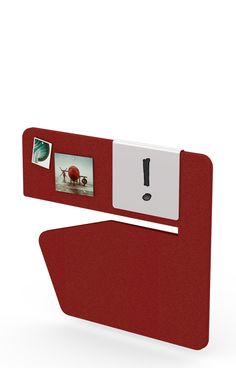 Tonic's desktop privacy screens can be adjusted by users or fixed with the included mounting hardware.