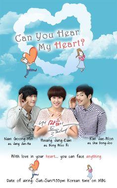 Can You Hear My Heart? - 내 마음이 들리니? - Watch Full Episodes Free - Korea - TV Shows - Viki