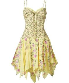 I love this summer dress