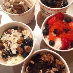 It's the end of the world as we know it w/ vegan yogurt. #LetsMontaukAboutIt #buddhaberry