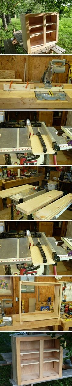How to build your own kitchen cabinets step by step DIY instructions   How  ToHow to DIY build your own white country kitchen cabinets   White  . Making Kitchen Cabinets. Home Design Ideas