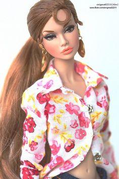 ✿ Integrity Toys Doll Club✿ | VK  pretty poppy parker