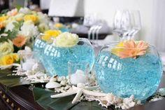 結婚式 テーブル テーブルコーディネート ハワイアン - Google 検索