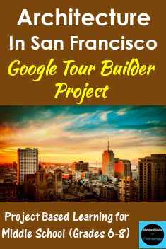 Students research architectural landmarks in San Francisco and create a Google Tour using the information.  Middle school & secondary; includes resources, instructions and tutorial.