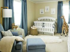 Adorable Eclectic Kid's Room!